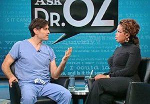 international celebrity Dr Oz