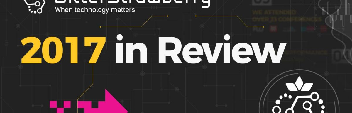 Rewind through a year of performance at BitterStrawberry
