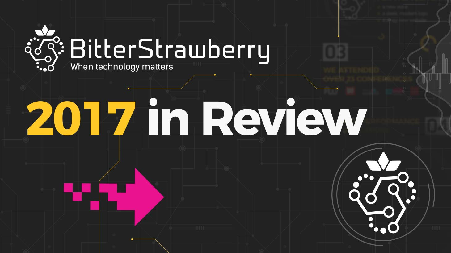BitterStrawberry - 2017 in Review
