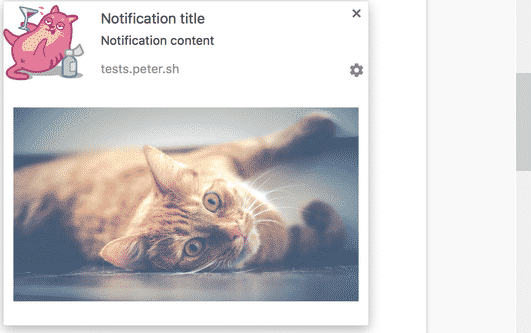 Push Notification Example