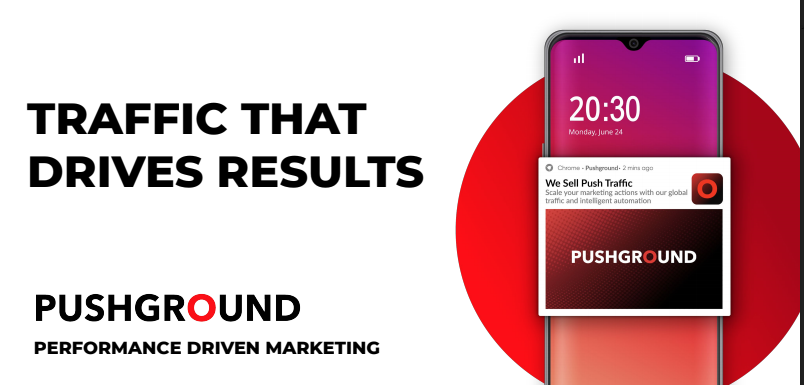 PushGround: Launching Your First Push Advertising Campaign