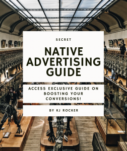 Secret Guide to Native Digital Advertising