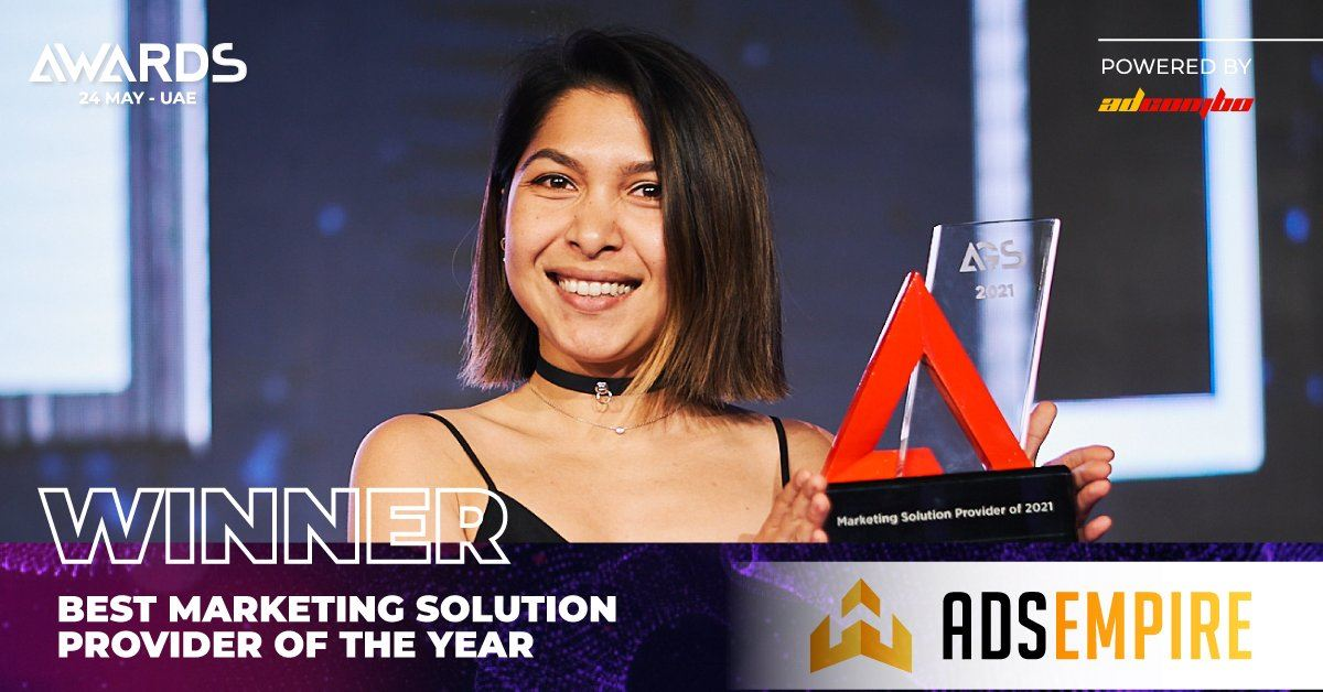 Affiliate Grand Slam Best Marketing Solution Provider Of the year